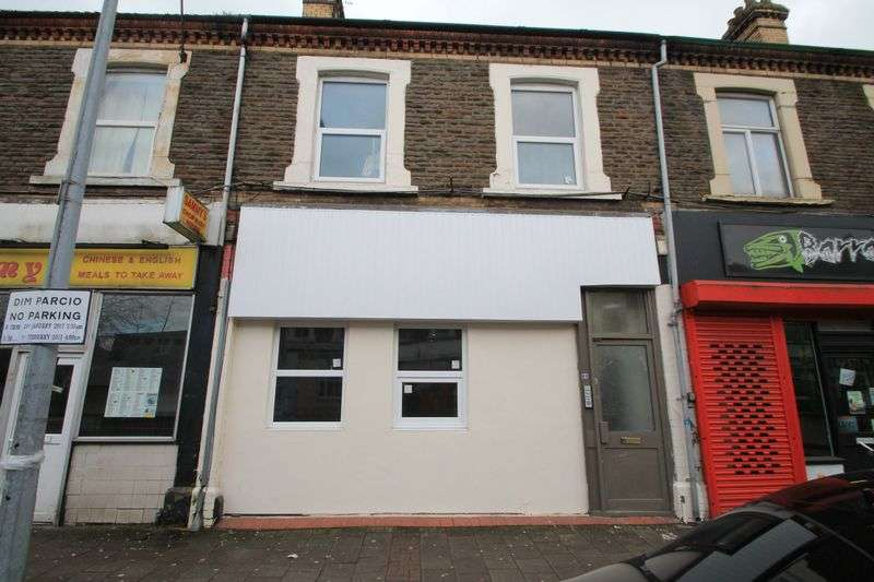 Terraced House for sale in Splott Road, Cardiff