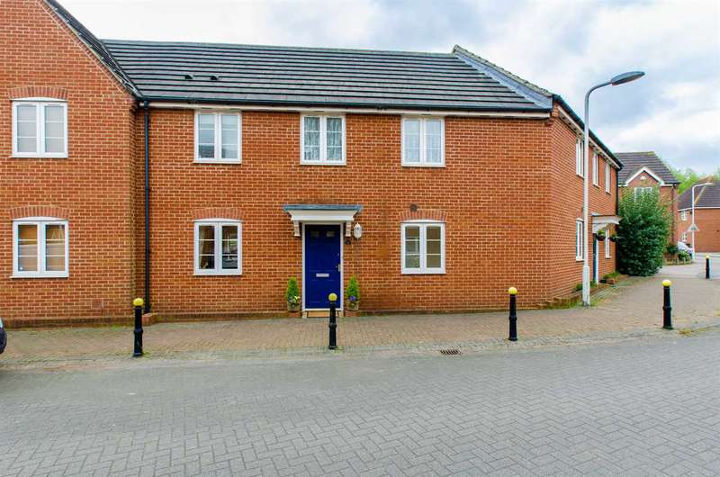 3 Bedrooms Terraced House for sale in Maylam Gardens, Sittingbourne