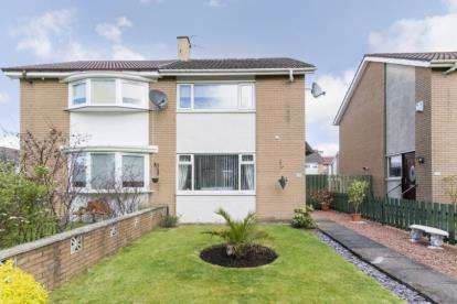 2 Bedrooms Semi Detached House for sale in Dyke Road, Knightswood