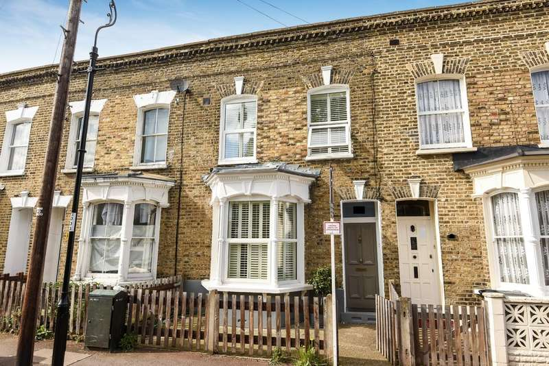 3 Bedrooms Terraced House for sale in Egmont Street, New Cross