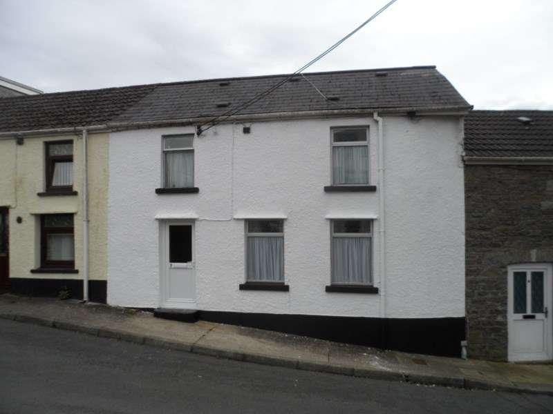 3 Bedrooms Terraced House for sale in Hennoyadd Road, Abercrave, Swansea