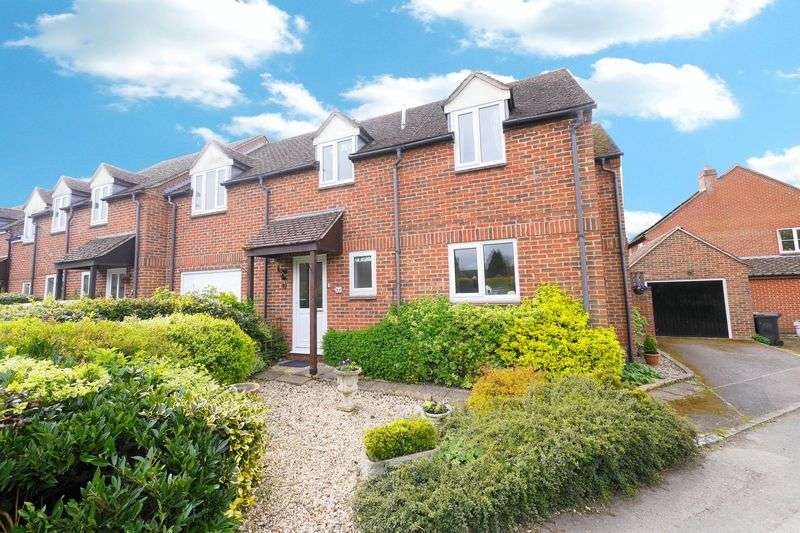 3 Bedrooms Terraced House for sale in BENSON
