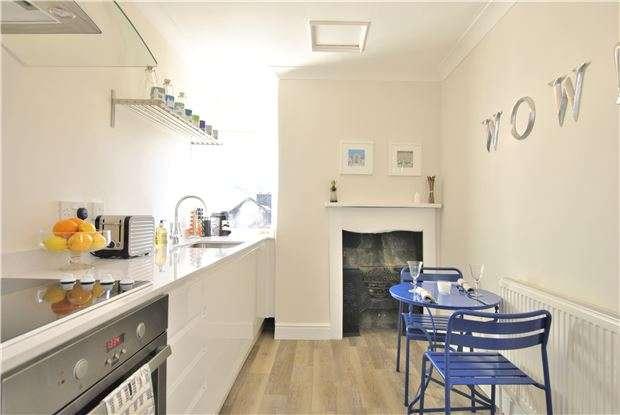 2 Bedrooms Maisonette Flat for sale in Walcot Buildings, BATH, Somerset, BA1