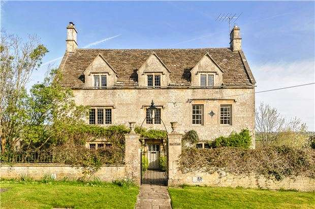 5 Bedrooms Detached House for sale in Ashley, Box, NR BATH