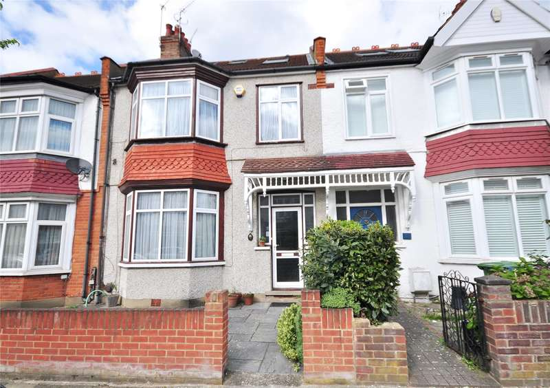 4 Bedrooms Terraced House for sale in Sussex Road, Harrow, Middlesex, HA1