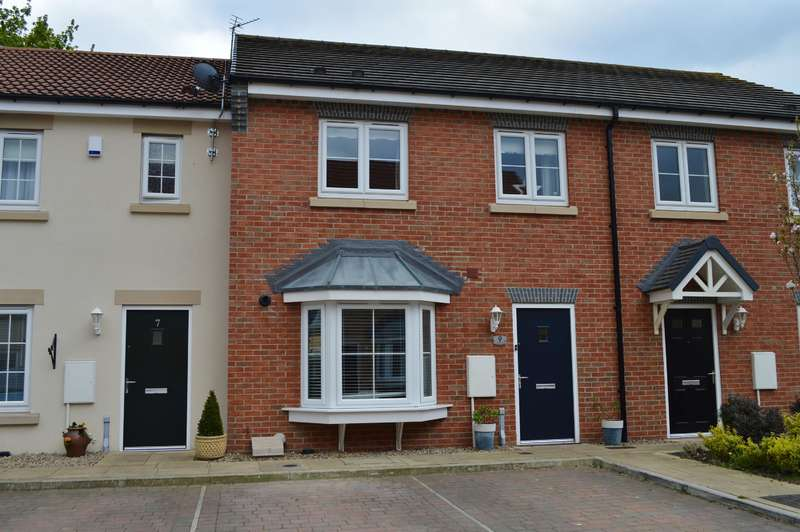 4 Bedrooms Mews House for sale in Cobblestone Close, Stainton Village, Middlesbrough, TS8 9FF