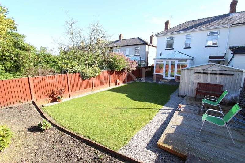 2 Bedrooms Semi Detached House for sale in Sprakeling Place, Bootle