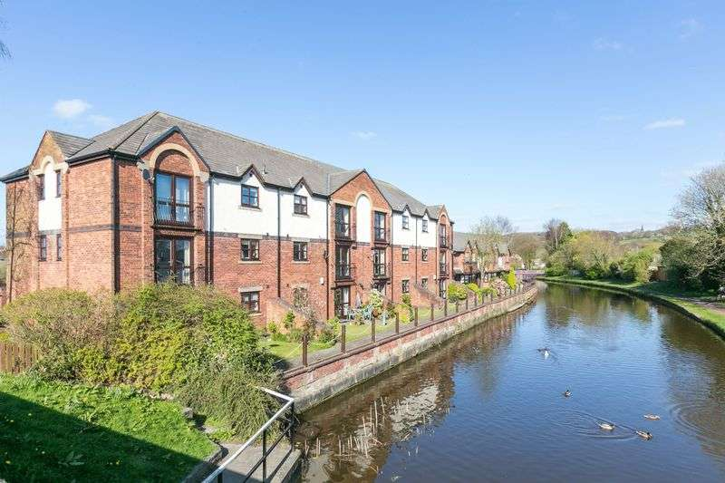 2 Bedrooms Flat for sale in Mill Leat Close, Parbold, WN8 7NJ