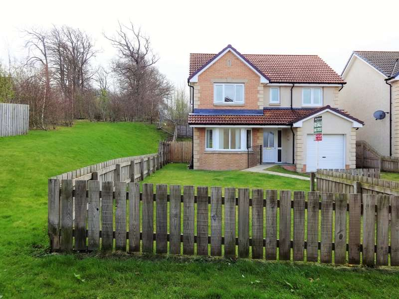 4 Bedrooms Detached House for sale in 15 Morning Field Drive, Inverness, IV2 6AY