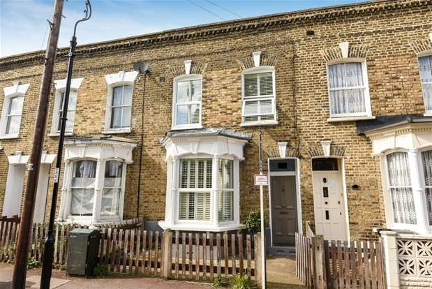 3 Bedrooms Terraced House for sale in Egmont Street, London