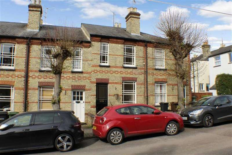 2 Bedrooms Terraced House for sale in Thornton Street, St Albans, Hertfordshire