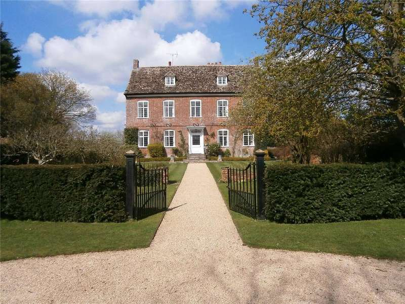 5 Bedrooms Equestrian Facility Character Property for sale in Thornhill, Royal Wootton Bassett, Swindon, Wiltshire, SN4