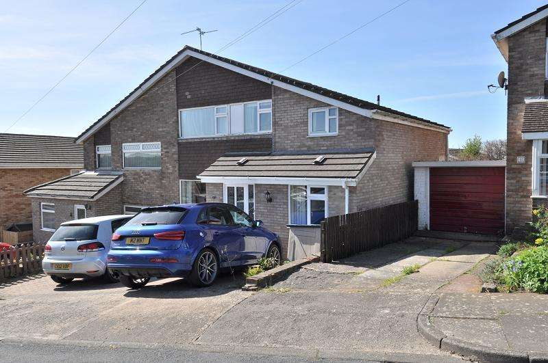 4 Bedrooms Semi Detached House for sale in 17 Powys Drive, Dinas Powys, The Vale Of Glamorgan. CF64 4LN