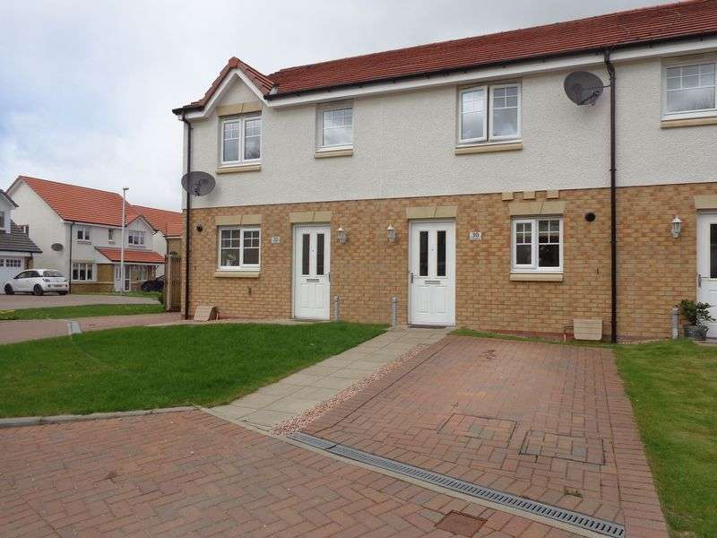 2 Bedrooms Terraced House for sale in 30 Garganey, Alloa