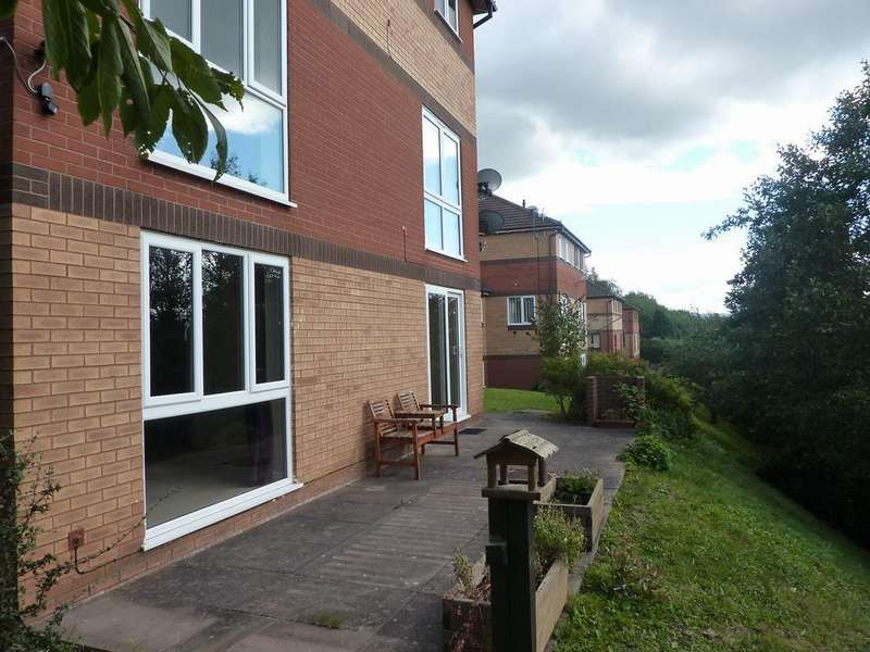 2 Bedrooms Apartment Flat for sale in Surrey Drive, Kingswinford