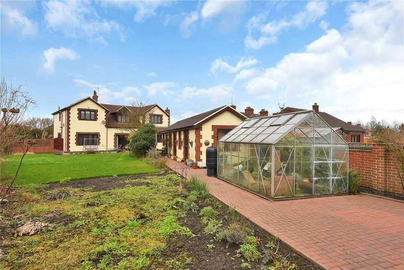 4 Bedrooms Unique Property for sale in Ibstock Road, Ellistown, Coalville