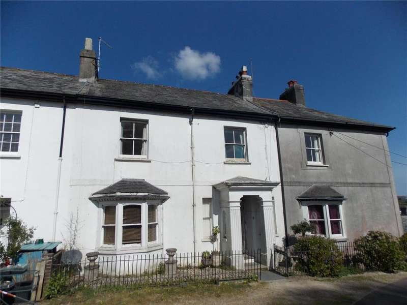 3 Bedrooms Terraced House for sale in The Walk, Launceston, Cornwall
