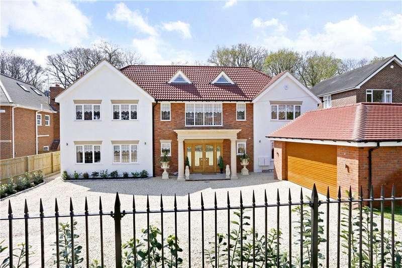 7 Bedrooms Detached House for sale in Fulmer Drive, Gerrards Cross, Buckinghamshire