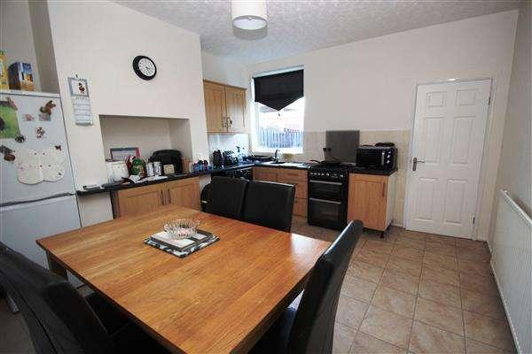 2 Bedrooms Terraced House for sale in Victoria Street, Hemsworth