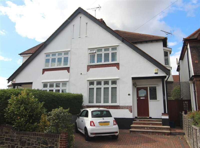 3 Bedrooms Semi Detached House for sale in Chalkwell