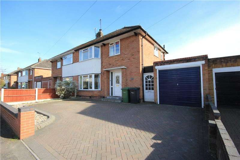 3 Bedrooms Semi Detached House for sale in Ledbury Road, Hereford, Herefordshire, HR1