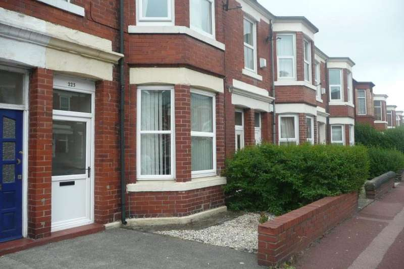 2 Bedrooms Flat for sale in Simonside Terrace, Newcastle Upon Tyne, NE6