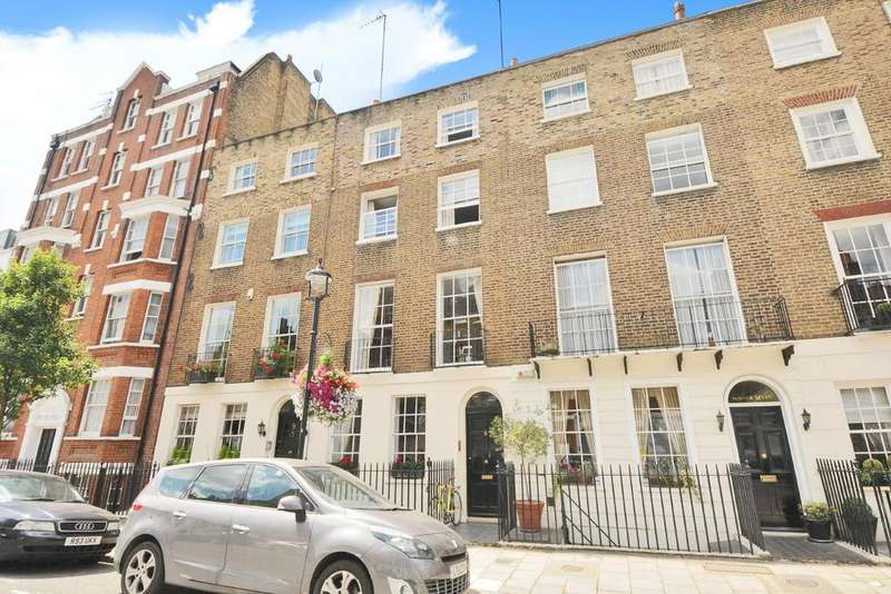 4 Bedrooms Terraced House for sale in Molyneux Street, Marylebone, W1H
