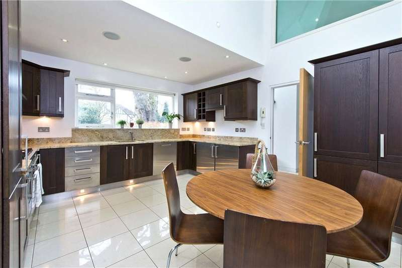 5 Bedrooms Detached House for sale in Cambridge Park, Richmond, Twickenham, TW1
