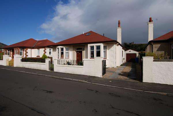 3 Bedrooms Detached Bungalow for sale in 3 Bellrock Avenue, Prestwick, KA9 1SQ