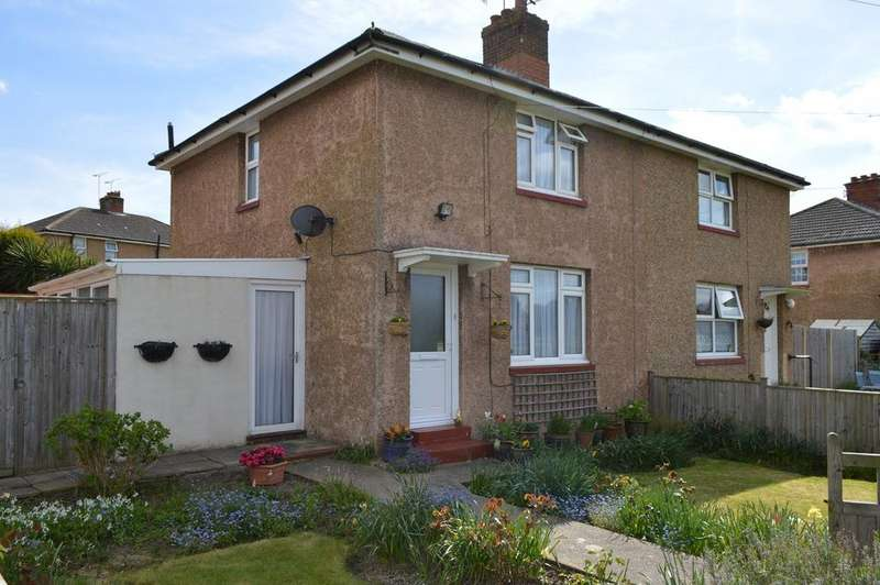 2 Bedrooms Semi Detached House for sale in Bending Crescent, Bexhill-on-Sea, TN40