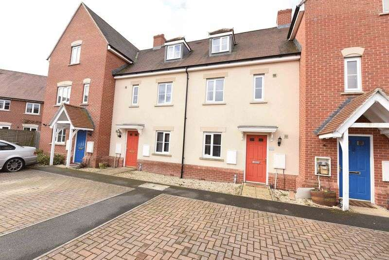 3 Bedrooms Terraced House for sale in Orchard Dene Drive Padworth