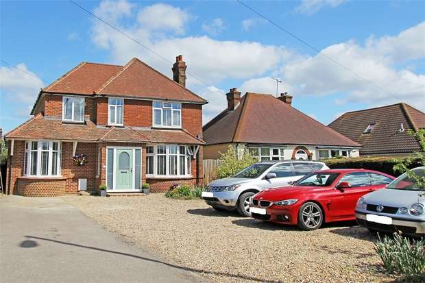 5 Bedrooms Detached House for sale in The Street, Bapchild, Sittingbourne, Kent