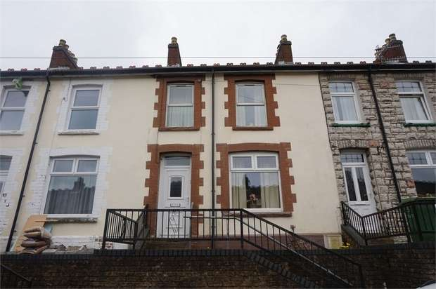 3 Bedrooms Terraced House for sale in Milton Terrace, Brithdir, NEW TREDEGAR, Caerphilly
