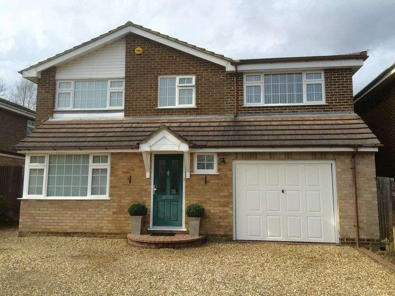 4 Bedrooms Property for sale in Lavender Road, Basingstoke