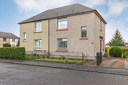 3 Bedrooms Semi Detached House for sale in McCallum Avenue, Rutherglen
