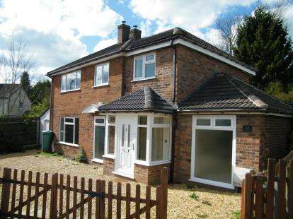 4 Bedrooms Detached House for sale in Baker Street, Burntwood, Staffordshire