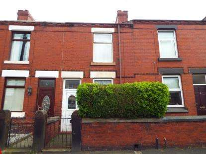 2 Bedrooms Terraced House for sale in Ellen Street, St. Helens, Merseyside, WA9