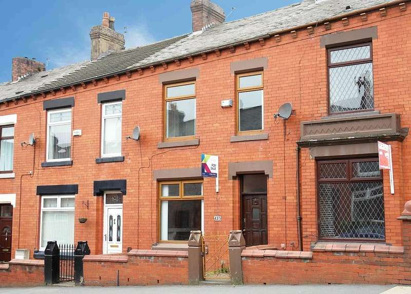 2 Bedrooms Terraced House for sale in 425 Ripponden Road, Oldham