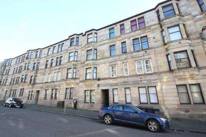 1 Bedroom Flat for sale in Dunn Street, Paisley, Renfrewshire