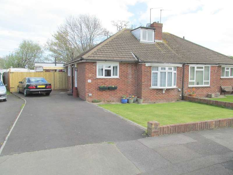 4 Bedrooms Bungalow for sale in Sandymount Close, North Bersted, Bognor Regis, West Sussex, PO22 9EL