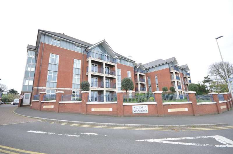 2 Bedrooms Apartment Flat for sale in Victoria Mansions, Newton Drive, Blackpool, Lancashire, FY3 8QG
