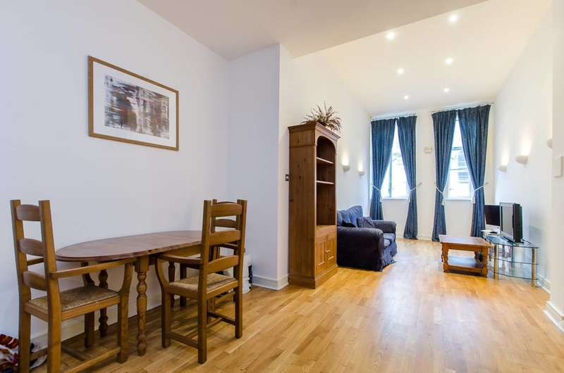 2 Bedrooms Flat for sale in Oxford Drive, Southwark, SE1