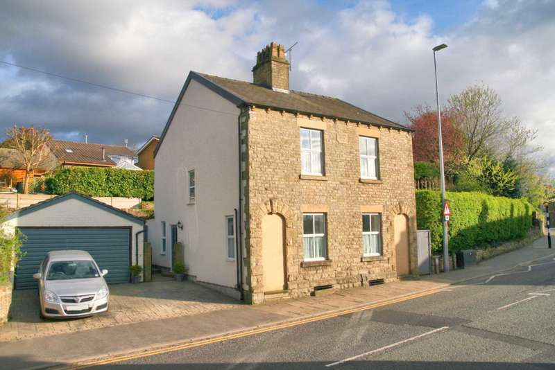 4 Bedrooms Semi Detached House for sale in Wellington Road, Bollington