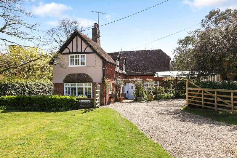 5 Bedrooms Detached House for sale in Bowlhead Green, Godalming, Surrey, GU8