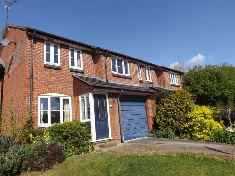3 Bedrooms Terraced House for sale in Tamar way, Wokingham, Berkshire, RG41