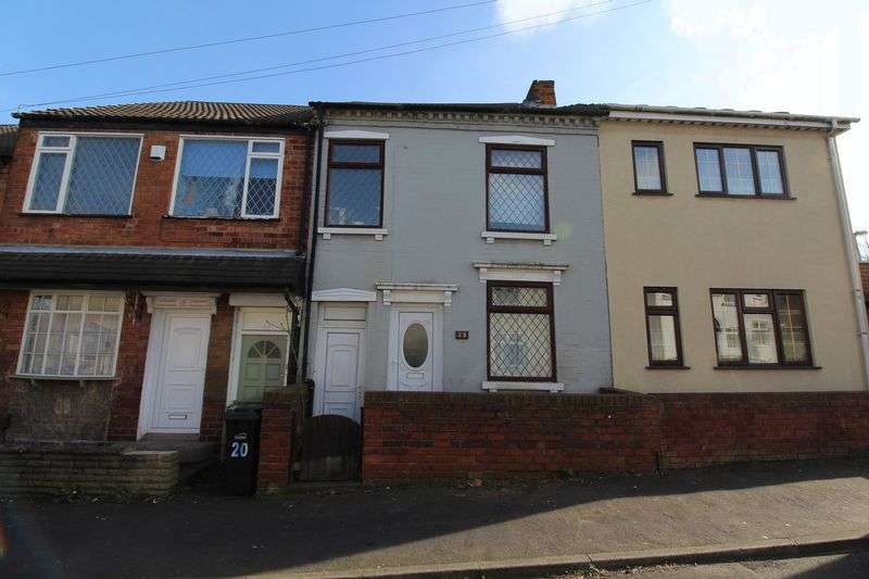 3 Bedrooms Terraced House for sale in Ebenezer Street, Bilston
