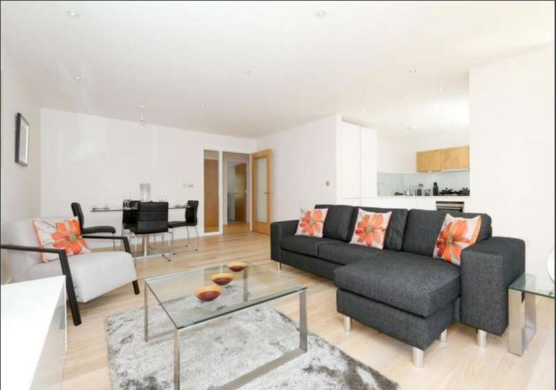 2 Bedrooms Flat for sale in St Johns Wood, NW8