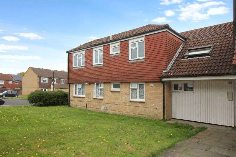 1 Bedroom Flat for sale in Ivory Walk, Crawley