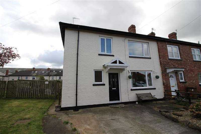 3 Bedrooms End Of Terrace House for sale in Beverley Road, Whitley Bay