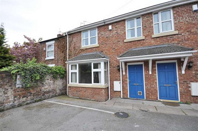 2 Bedrooms Mews House for sale in Wilmslow Road, Didsbury, Manchester, M20